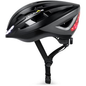 Lumos Kickstart Lite Helm, Charcoal Black